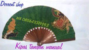 Jual Kipas Manual Batik