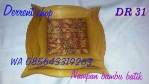 Jual Nampan Bambu
