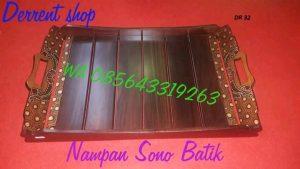 Jual Nampan Kayu Batik
