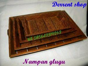 Jual Nampan Kayu Glugu