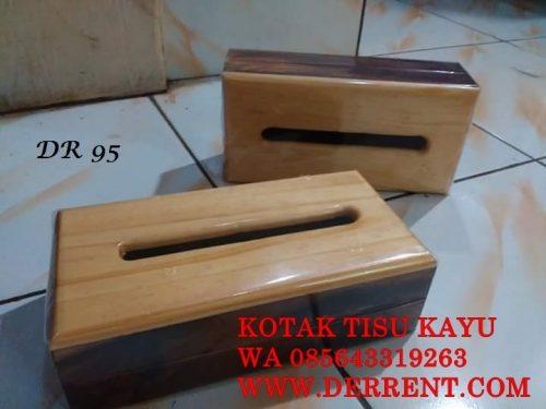 Jual Kotak Tisu Kayu Sono Kombinasi