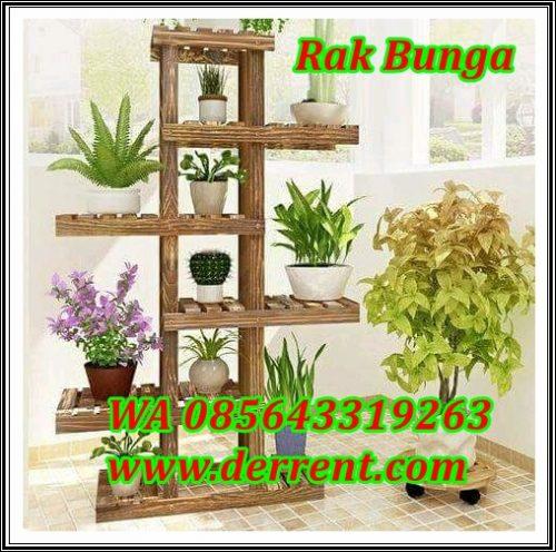 Model Rak Pot Bunga