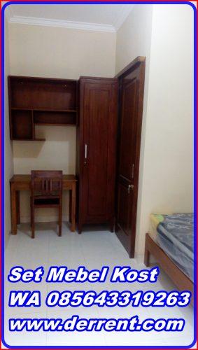 Desain Mebel Kamar Kost Mahasiswa