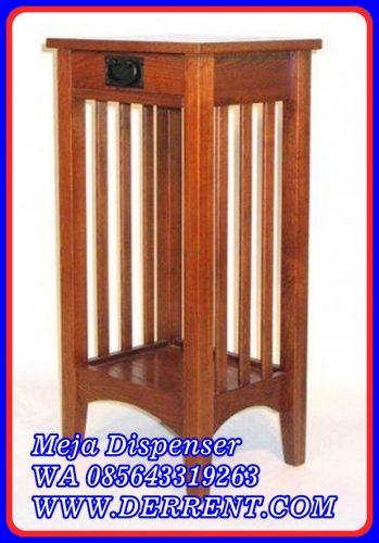 Model Meja Dispenser